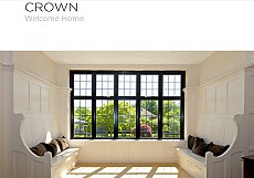 Crown Aluminium Windows & Doors brochure