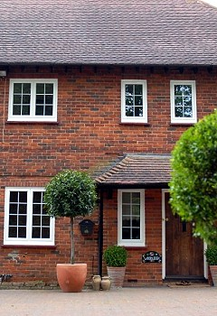 Traditional style meets modern performance with our Chamfered profile windows