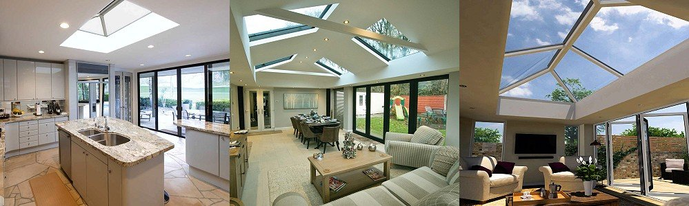 Stunning roof lanterns from market leader Ultraframe