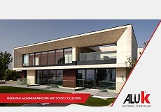 AluK aluminium windows and doors brochure