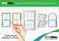 Ecoslide Sash Windows brochure