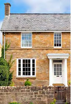 Our Heritage windows are a perfect sustainable replacement for your period property